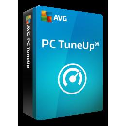 Backup & Repair: AVG PC TuneUp 1Device 1year