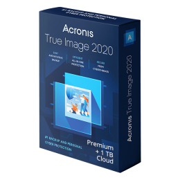 Backup and Repair: Acronis True Image Premium 2020 5Devices 1Year