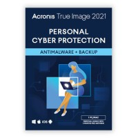 Backup & Repair: Acronis True Image Advanced 2021 | 1Device | 1Year