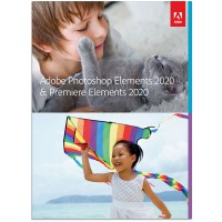 Multimedia: Adobe Photoshop + Premiere Elements 2020 | Windows | Dutch
