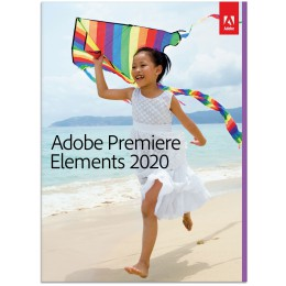 Multimedia: Adobe Premiere Elements 2020 - Dutch - Windows
