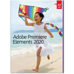Multimedia: Adobe Premiere Elements 2020 - English - Mac