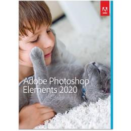 Multimedia: Adobe Photoshop Elements 2020 - English - Mac