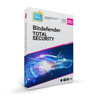 Bitdefender Total Security Multi-Device 2020 5-Devices 1year