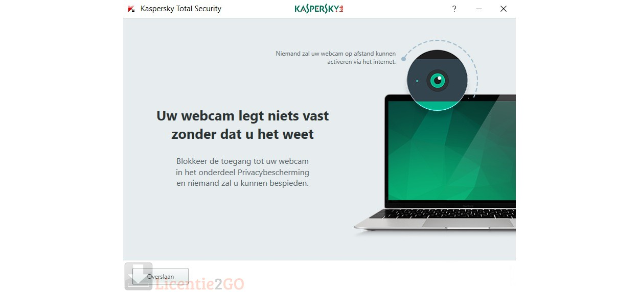 Kaspersky Total Security 2020 10Devices 1year