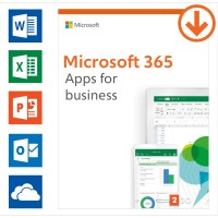 Office for business: Microsoft 365 apps for business Annual subscription | 1User | 15 Devices
