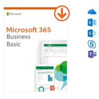 Office for business: Microsoft 365 Business Basic monthly subscription 1 user