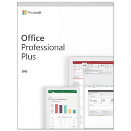 Office for business: Microsoft Office 2019 Professional Windows