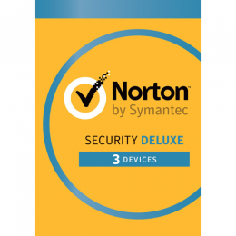Total Security: Norton Security Deluxe 3-Devices 1year 2020 - Antivirus Included - Windows | Mac | Android | iOs