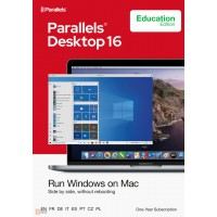 Backup and Repair: Parallels Desktop  16 | for Mac | Edu version | 1Year | 1 installation