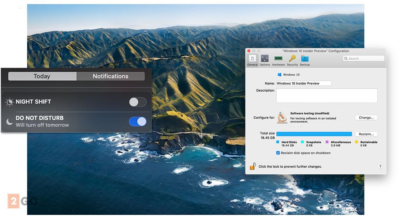 Parallels Desktop 16 for Mac | 1Year | 1 installation