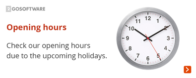 Check here our adjusted opening hours around the holidays:
